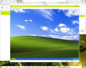 Virtual Windows di Ubuntu